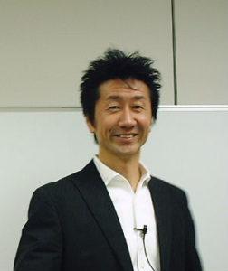 国際サイクルマップ協会 代表 茶谷清志